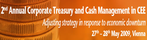 Image of 2nd Annual Corporate Treasury and Cash Management in the CEE